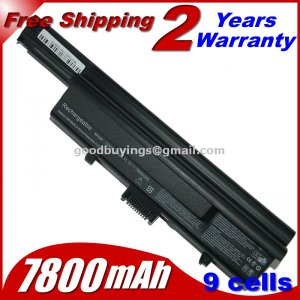 Free shipping 9 cell new battery for Dell XPS M1330 INSPIRON 1318 PU556 PU563 WR050
