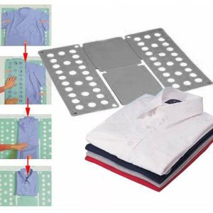 Magic Fast Speed Folder Clothes Shirts Folding Board