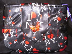 New York Tie Purse