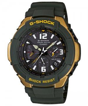 CASIO G-Shock G1250G-1A G-1250G-1A Solar Gravity Defier Free Shipping