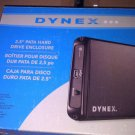 NEW DYNEX PATA HARD DRIVE ENCLOSURE