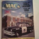 MAC S ANTIQUE AUTO PARTS & ACCESSORIES CATALOG, 1949-59 FORD & MERCURY