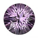 Rose De France Amethyst Loose Gemstone (Oval 14x10mm) TGW 4.23 cts. (Retail $96)