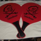 Captain Morgan Paddle Ball Racket Set