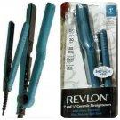 "Revlon 1"" & 1/2"" Green Ceramic Straighteners (2-pc Set)"
