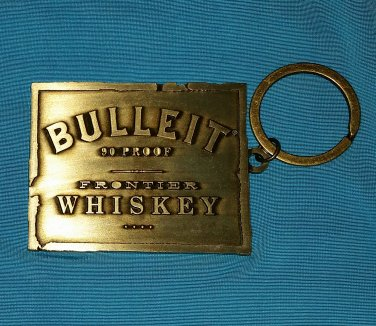 Bulleit Bourbon Key Chain