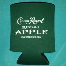 Crown Royal Apple Regal Koozie Set of 2