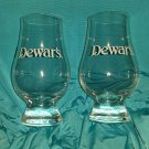 Dewar's Scotch Whiskey Set of 6 Glasses