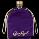 Crown Royal Bag - Purple 750 ml size