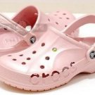 CROCS™ ADULT BAYA PINK women's shoes SZ;M4/W6-M7/W9