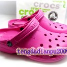New Crocs™ BEACH CLOGS Women's sz; XS, S ,M=EUR35-40