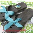 CROCS™ audrey brown women's shoes Sz:W5-W8=EUR35-39
