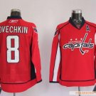 Wholesale - Washington Capitals  Hockey Uniforms training clothes color red  white