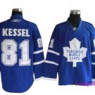 Wholesale - Hockey jerseys Toronto Maple Leafs white kesse #81 training clothes