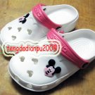 new CROCS™ DISNEY Mickey kid's shoe sandal sz:EUR 31/32