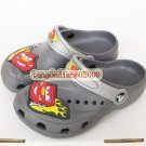 new CROCS™ cars McQueen gray boy's sandal shoe
