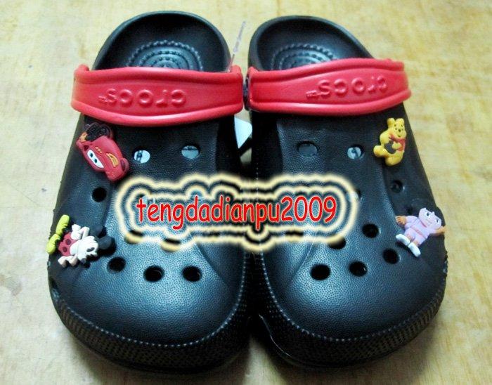 new CROCS� baya kid's children' shoes sandal,size 30 33