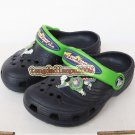 new CROCS™ navy blue boy's sandal shoes sz:EUR24-29
