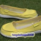 New Crocs™ Santa Cruz yellow Women' shoes SZ:W5-W9=EUR35-39