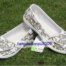 new CROCS™ Santa Cruz Women' shoes flower  SZ:W5-W9=EUR35-39
