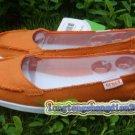 new CROCS™ Santa Cruz Women' shoes orange SZ:W5-W9=EUR35-39