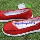 New Crocs™ Santa Cruz Women' shoes red SZ:W5-W9=EUR35-39