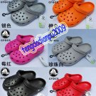 6 colors New CROCS™ BEACH CLOGS sandal shoes sz;XS-XL