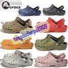 genuine 8 color CROCS™ ADULT BAYA shoe SZ;M4/W6-M10/W12