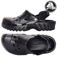 Crocs� off road black men's Sz:M6/W8-M10/W12=EUR38-45