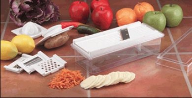 As on Tv - 8 Piece Multi Grater Set