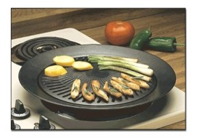 Smokeless Indoor Stove Top Barbecue Grill