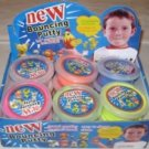 12 Tubs of Bouncing Foam Putty