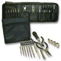 27 Pc. Tool Kit w/ Canvas Case