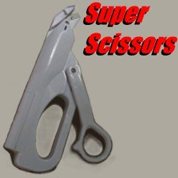 Super Scissors in White Box