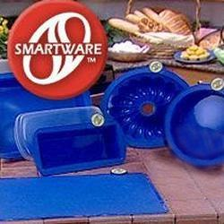 Smartware 16 pc Silicone Bakeware Set