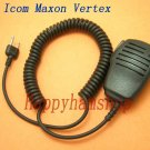 Police Remote speaker mic for  Icom radio IC-T90 IC-V85 IC-V82 IC-T7H IC-F3S F4S
