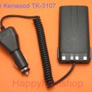 Battery Eliminator 4 Kenwood radio TK-3107 TK-260   023