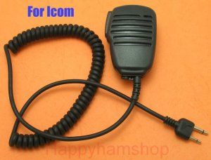 Handheld Speaker mic 4 Icom Vertex Standard 2 pin 044