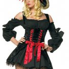 Free shipping Sexy Pirate Costume Sexy underwear SIZE M