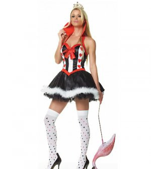 Free shipping Fairy Tales Alice In Wonderland Costume Sexy underwear SIZE M