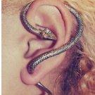 Vintage Amazing Temptation Snake Earring Cuff Earrings