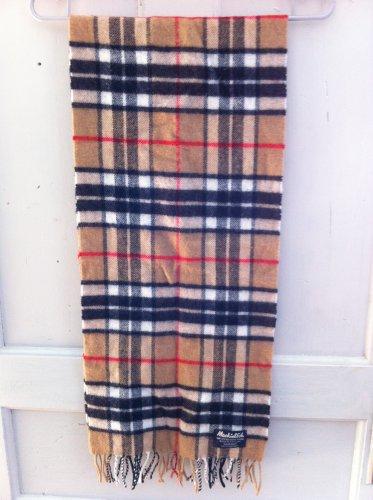 """Mackintosh Scarf 52 x 12"""" Wool Scotland"""