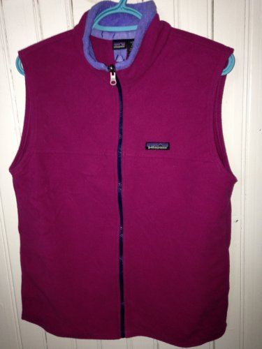 Girls Youth size 14 XL Patagonia Fleece Vest