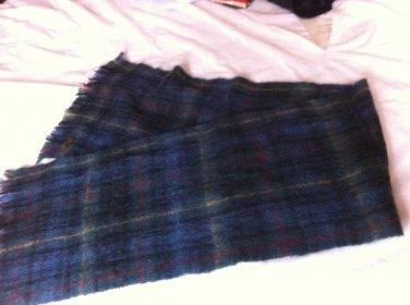 """72 x 16"""" Mohair & Wool Scarf Shawl Wrap"""