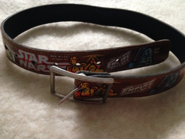 1979 Lucas Film Ltd Child Youth Belt Star Wars The Empire Strikes Back