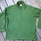 Men's XL Patagonia Capilene Green Pullover Free Ship