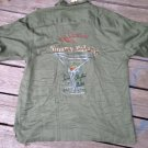 NWT 110.00 Men's Tommy Bahama Silk  Poker Pirate Camp Shirt Bikinitini