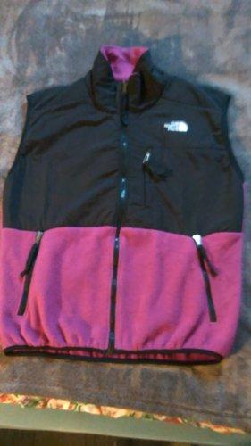 Women's  The North Face Fleece Vest Large