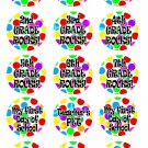 School Rocks Digital Bottlecap Images 1 Inch Circle