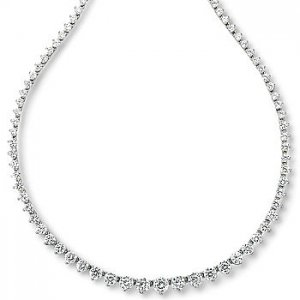 20 3/4 cttw diamond necklace